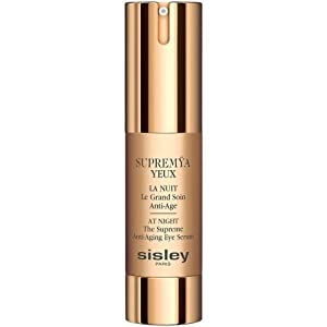 Sisley Supremya Eyes at Night The Supreme Anti-Aging Eye Serum for Unisex, 0.15 Pound