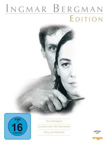 Ingmar Bergman Edition 5 DVD Box incl. Langfassung von Fanny & Alexander hier kaufen