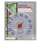 Electro-Optix KT7 KleerTemp Window Thermometer
