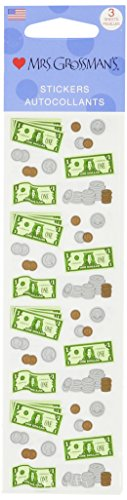 Mrs. Grossman's Stickers-Money