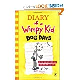 Dog Days (Diary of a Wimpy Kid) [Paperback]