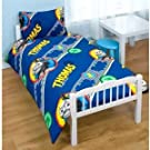 Childrens/Kids Thomas the Tank Engine Quilt/Duvet Cover Bedding Set