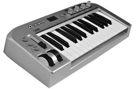claviers pour amateur clavier ma tre usb 25 touches. Black Bedroom Furniture Sets. Home Design Ideas