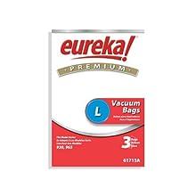 Genuine Eureka Premium Style L Vacuum Bag 61715A - 3 bags