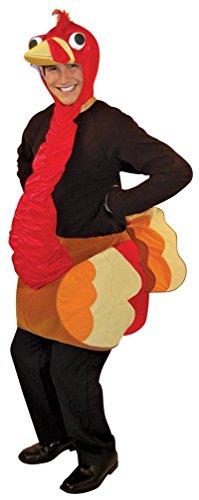 Light Weight Turkey Adult Costume