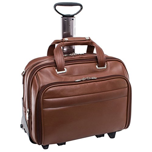 McKlein-USA-R-Series-Midway-Leather-Wheeled-Laptop-Case