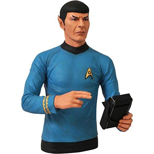 Diamond Select Toys Star Trek: Spock Bust Bank