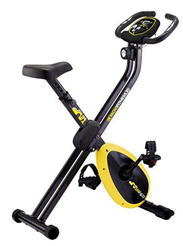 Movi Fitness MF611 X-Compact, Nero/Giallo