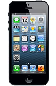 Apple iPhone 5 64GB Smartphone - Vodafone Network - Black / Slate