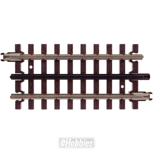 "Atlas O Scale 3-Rail 4-1/2"" Straight Track"