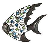 Gardman 8458 Tropical Fish Wall Art