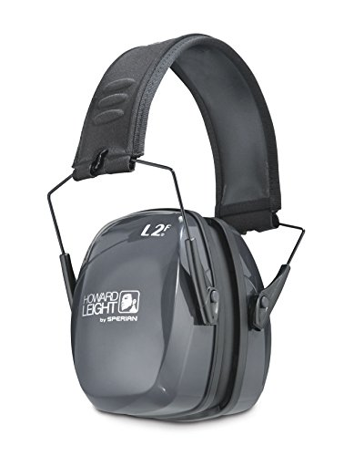 Howard Leight by Honeywell Leightning L2F Slim Folding Earmuff (R-01525) (Honeywell Ear Muffs compare prices)