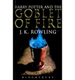Image of [(Harry Potter and the Goblet of Fire: Adult Edition )] [Author: J. K. Rowling] [Jul-2004]