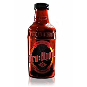 True Blood Tru Blood Beverage Label Neon Sign