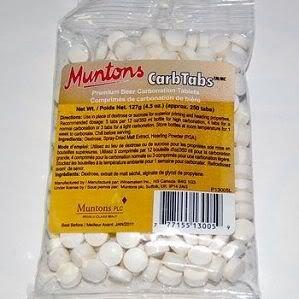 Premium Carbonation Tablets (4.5 oz)