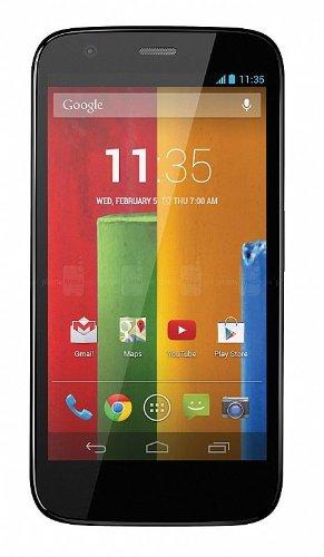Click to buy Motorola MOTO G XT1033 8GB Unlocked GSM Dual-SIM Quad-Core Smartphone - Black - From only $2000