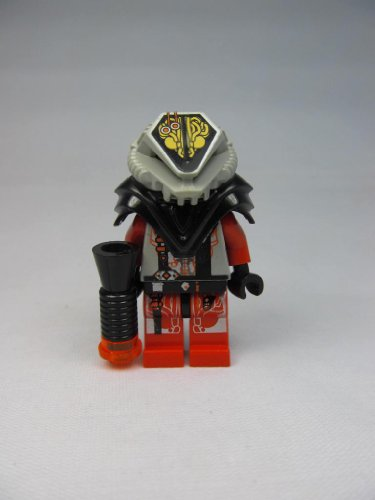 LEGO Space Red Alien Minifigure - 1