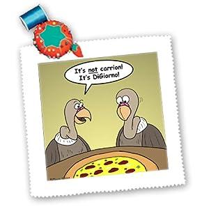 .com: qs_3814_10 Rich Diesslins Funny General Cartoons - Buzzards
