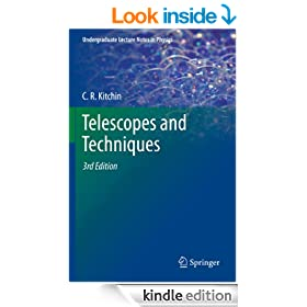 Telescopes and Techniques (Undergraduate Lecture Notes in Physics)