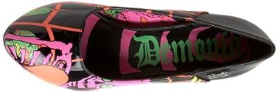 Demonia by Pleaser Women's Zombie-02 Pump