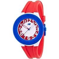 [ニューバランス]new balance 腕時計 STYLE 503 3針 ブルー×レッド ST-503-002 ボーイズ 【正規輸入品】