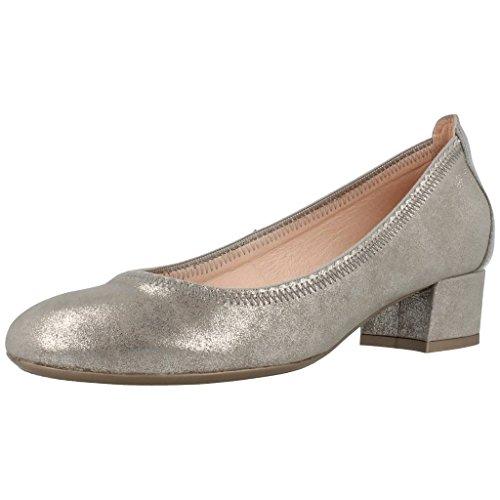 Ballerina scarpe per le donne, color Argento , marca HISPANITAS, modelo Ballerina Scarpe Per Le Donne HISPANITAS PALERMO V6 Argento