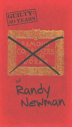 Randy Newman - Randy Newman - Guilty - 30 Years - Zortam Music