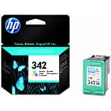 HP Ink Tri-Color 5ml Pages 175 ( No. 342 ), HPC9361E (Pages 175 ( No. 342 ))