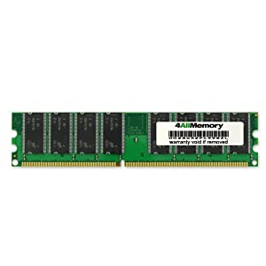 1GB 400MHz Compaq HP Business Desktop dc7100 CMT Memory RAM (DDR-400MHz 184-pin DIMM)