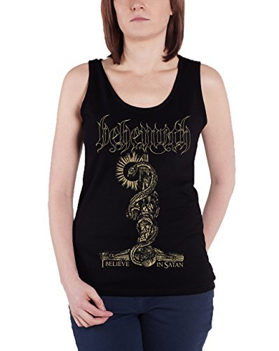 Behemoth - T-shirt - Senza maniche  - Donna nero Medium