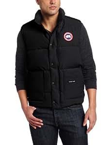 Canada Goose Men's Freestyle Vest,Black,Small
