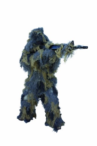 Red Rock Gear Men's Ghillie Suit, Acu Camouflage, Medium/Large