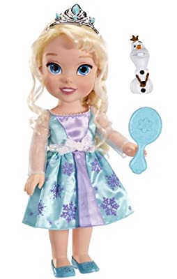 Disney Frozen Elsa Toddler Doll from Disney Frozen