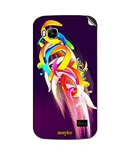 indiaspride SKIN STICKER FOR micromax bolt s300