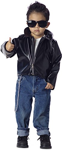 Toddler Greaser 50s Boy Costume X-Small 4-6