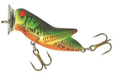 Rebel Crick Hopper Popper Fishing Lure by Rebel Lures