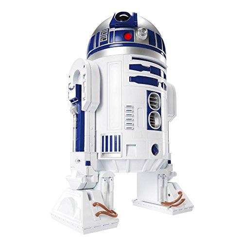 Giochi Preziosi - Star Wars Personaggio Gigante Robot R2D2, Altezza 45 cm