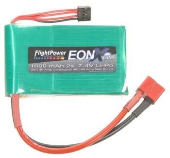 EONXLITE-16002S EONX Lite LiPo 2S 7.4V 1600mAh 25C