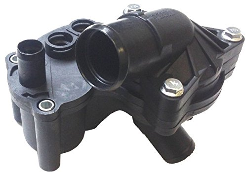 Well Auto Thermostat Housing W/thermostat 4.0L 6cyl 2 Ports(2 Sensors) 01-03 Ford Explorer 2door 01-05 Ford Explorer Sport Trac 02-11 Ford Ranger 01-07 Mazda B4000 01-05 Mercury Mountaineer (Thermostat Housing Ford Explorer compare prices)