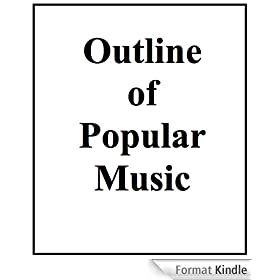 Outline of Popular Music (English Edition)