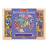 Melissa & Doug Butterfly Friends Bead Set [Toy]