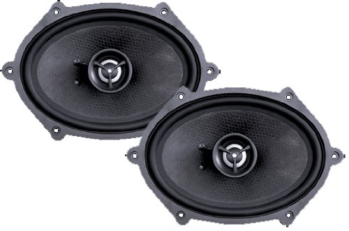 "15-Mc572 - Memphis 5"" X 7"" Mclass Coaxial Speakers"