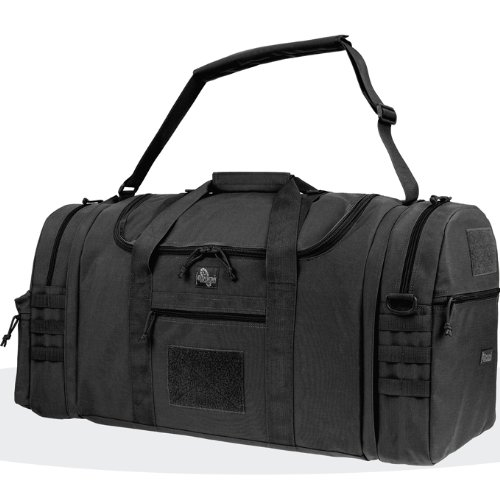 Maxpedition 3-in-1 Load-Out Duffel Bag (Black) B005DFJVM0