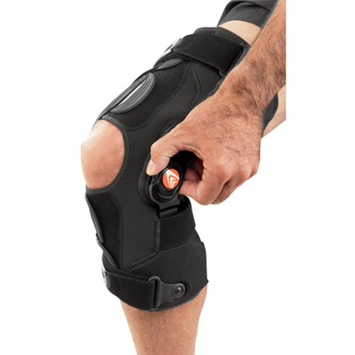 Breg Freestyle OA Medial Knee Brace (Large Right) (Tamaño: Large Right)