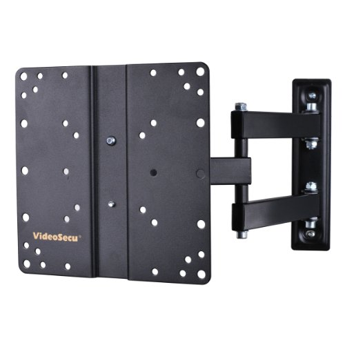 "Videosecu Lcd Led Tv Wall Mount With Swing Out Tilt And Swivel Articulating Arm For Most 22"" To 37"" Display Vesa 200X200 200X100 Monitor Flat Screen Displays B65"