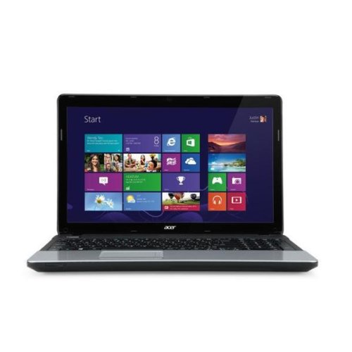 Acer E1-571-33114G50MNKS Notebook, Processore Core i3 2.4 GHz, HDD 500 GB