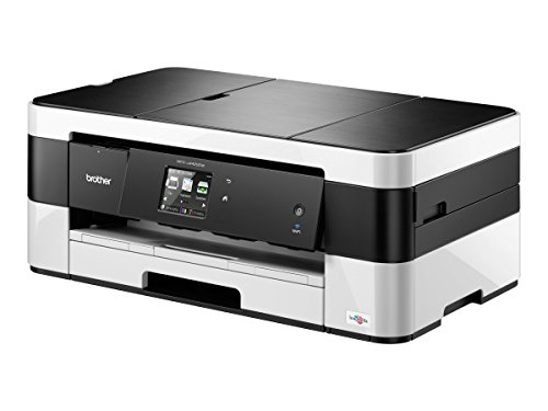 Brother Printer MFCJ4420DW Wireless Color Inkjet All-In-One with Scanner, Copier and Fax Printer