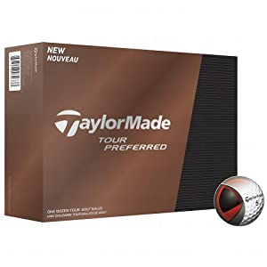 TaylorMade MyTour Preferred #23 1-Dozen Golf Balls by TaylorMade