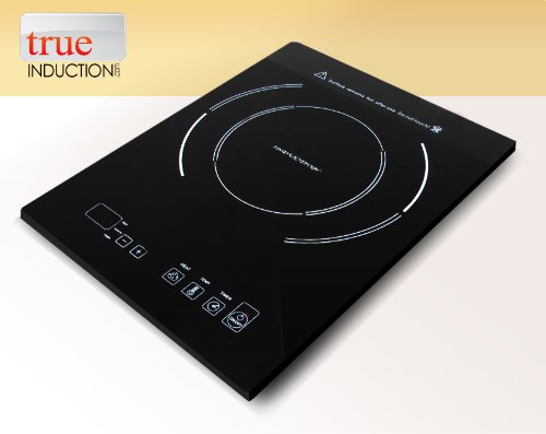 True Induction Energy Efficient Single Burner Induction Cooktop (P3D)