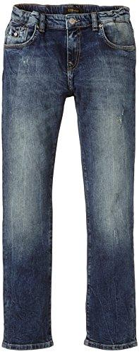 LTB Jeans Jungen Jeans Flipe, Gr. 176 (15-16 J), Blau (Sander Wash 3462)
